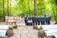 Family and Wedding Party Photos